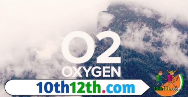 ऑक्सीजन क्या है? तथा इसका महत्व